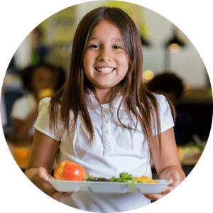 healthy school lunch program