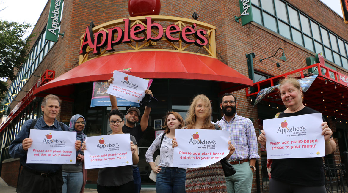 applebee's petition